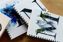 GC Stationery Book Covers, Planners / Handmade Book Covers, Planners
