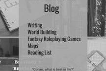 The Mudworld Blod - Writing and Roleplaying Games. / Blogposts from the Mudworld Blog.