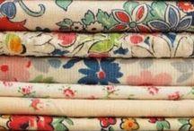 fabrics i love / by Amy Shriver