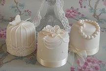 pretty cakes / by Amy Shriver