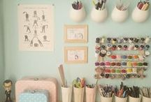 To Clean & Organize / by Arica Rosenthal
