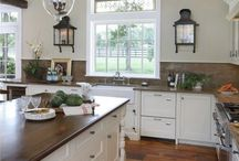 Dream Home - Kitchen / by Paisley Hendricks