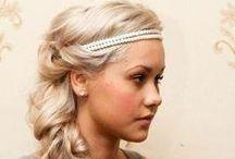 Wedding HAIR-ISH. / by Heidi Koling