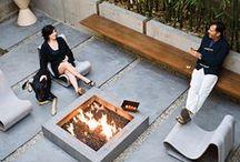 Outdoor Living / by Natalie Trevino-Hettena