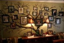 Ancestral Echoes / Genealogy and healing family tree project