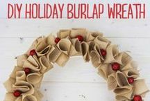 Creative Ideas for Christmas / Yummy holiday recipes, cookie ideas, decorating projects, and family crafts to celebrate Christmas. / by Arena Blake | The Nerd's Wife