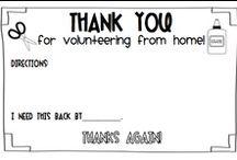 School: Volunteers