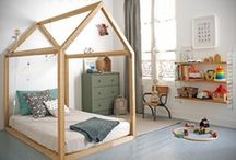 Interiors // Kids Rooms / by Kate Myhre // Modernly Wed