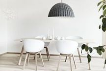 Interiors // Dining