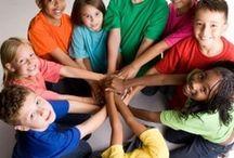 Classroom Cooperative Games