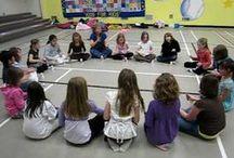 Classroom Circle Games