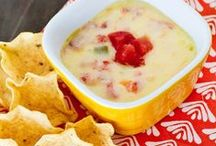 FOOD: Appetizers and Dips / Chips and dip, along with yummy appetizers! / by Arena Blake | The Nerd's Wife