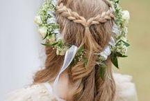 Bridesmaids and Flower Girls / by Natalie Trevino-Hettena