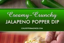 [ Jalapeno Recipes ] / Jalapeno Recipes! If you love jalapeno peppers as much as we do, this is the place for you. Here is our collection of jalapeno recipes that incorporate the wonderful jalapeno pepper in new and creative ways.