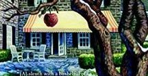 Cozy Mysteries Autumn / Halloween / Shorter days, a chill in the air, hot tea and the perfect book...
