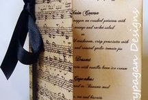 Musical Musings / Inspiration for an event with a musical theme