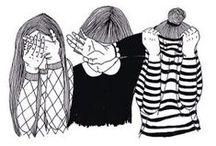 Illustrations / by Bianca Rocha Pauli Tavares