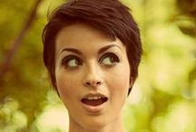 Short Hair Don't Care / by Natalie Trevino-Hettena