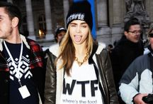 Inspiration -Cara Delevigne / by Love ly