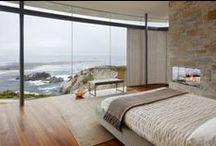 Bedrooms / by Natalie Trevino-Hettena