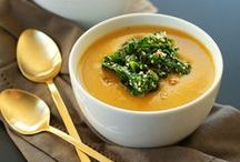Soup and Salad / by Natalie Trevino-Hettena