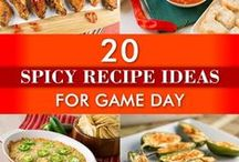 [Appetizers & Game Day Recipes] / Recipes for your Super Bowl party, Tailgating or any game day party.