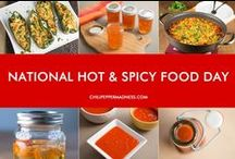 [ Foodie Day and Holiday Recipes ] / Recipes for specific food days or holidays.