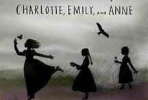 bronte sisters / by Jacqueline White