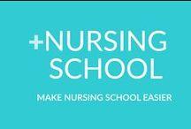 Nursing School Tips / Study tips and tricks for surviving nursing school!