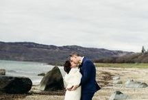 Humanist Wedding Ceremonies / Many people choose to have a Humanist Ceremony to complement their legal, civil ceremony. They are often outdoor events and lovely to create.