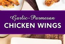 [ Chicken Wings & Things ] / Chicken wing recipes that will spice up your life. Get your chicken wing fix here.