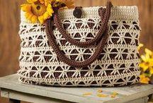Crochet&Woven bags