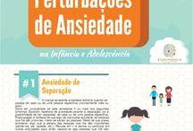 Ansiedade Infantil / Ansiedade infantil.Estratégias e ferramentas para ajudar a criança ansiosa a ultrapassar os seus desafios.