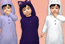 The sims 4 baby & children
