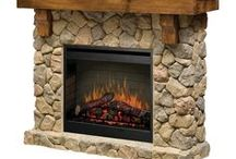 Mad about Mantels / Bring style, elegance and comfort home with a complete Dimplex fireplace suite. A mantel offers a unique opportunity to express your personality through a design element that enhances the grandeur of a space while remaining practical as a heat source.