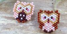 Perles à tisser / Idées et modèles de perles à tisser