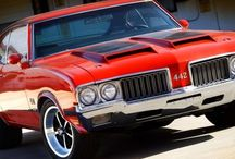 GM muscle cars