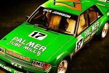 Australian touring cars