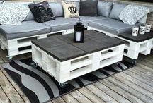 Garten / Sitzmöbel, tische, deko etc