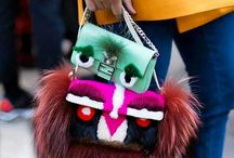 Brilliant Bags / Ain't no bag lady. Arm candy inspo from the best