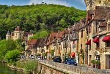 DORDOGNE | Travel tips / Tips voor de Dordogne, Frankrijk | Bezienswaardigheden, steden en dorpen, mooie natuur, en leuke activiteiten om te doen  •••  Travel tips for the Dordogne, France | Hot spots, must see cities and villages, beautiful nature and nice things to do