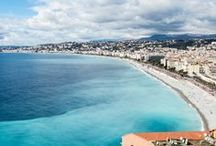 CÔTE D'AZUR | Travel tips / Tips voor de Côte d'Azur, Frankrijk | Bezienswaardigheden, steden en dorpen, mooie natuur, en leuke activiteiten om te doen  •••  Travel tips for the Côte d'Azur, France | Hot spots, must see cities and villages, beautiful nature and nice things to do