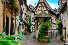 ELZAS (ALSACE) | Travel tips / Tips voor de Elzas, Frankrijk | Bezienswaardigheden, steden en dorpen, mooie natuur, en leuke activiteiten om te doen  •••  Travel tips for the Alsace, France | Hot spots, must see cities and villages, beautiful nature and nice things to do