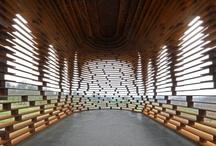 Architecture_Contemporary / by Kim O