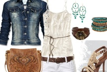 My Style Pinboard / by Kristy Marie Thomas