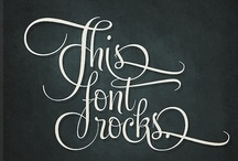 Fond of Fonts / by Kristy Marie Thomas