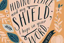 The Word / by Kristen Adrian