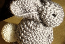 crafts/KNITTING / by Janey Sloss