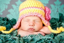 Photo Ideas for NeWBornS / Cute ideas and Props for Brand NeW Babies / by Laura Olsen
