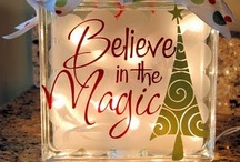 Believe in the Magic of Christmas!! / by Jennifer Furner